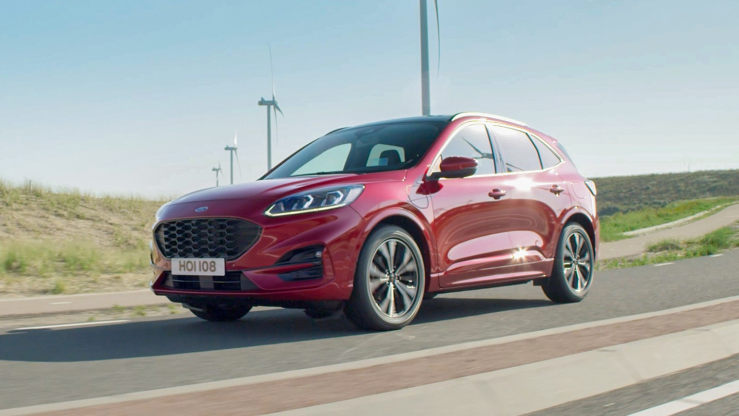 Ford Kuga product Film